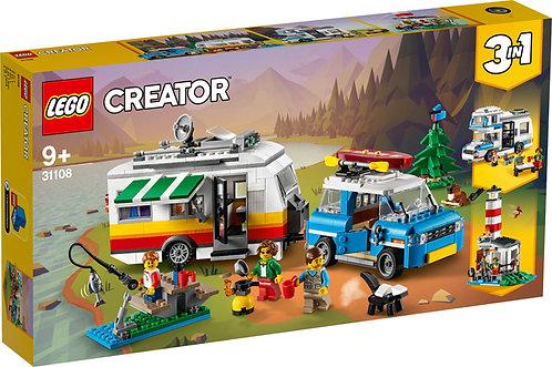 LEGO® CREATOR - CARAVAN FAMILY HOLIDAY - 31108
