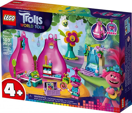 LEGO® TROLLS WORLD TOUR - POPPY'S POD - 41251