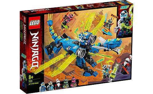 LEGO® NINJAGO - JAY'S CYBER DRAGON - 71711