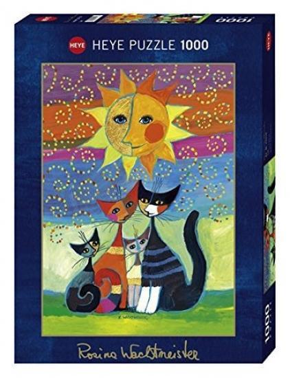 1000PC PUZZLE - SUN - 29158