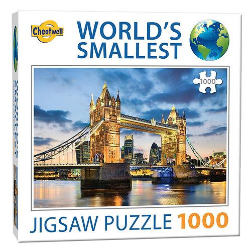 1000PC PUZZLE - TOWER BRIDGE - 13954