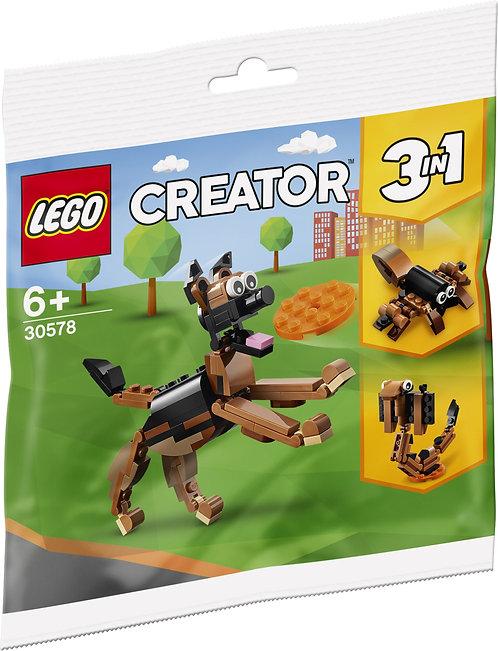 LEGO® CREATOR - GERMAN SHEPHARD - 30578