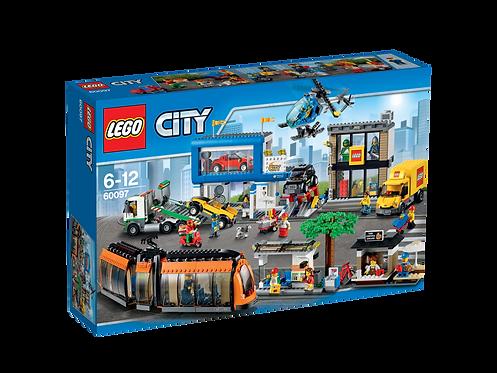 LEGO® CITY - CITY SQUARE