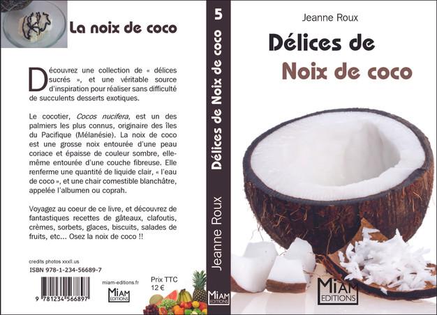 Collection Miam - Délices de Noix de coco