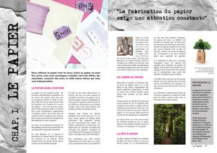 Double page 1 du magazine