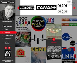 Portfolio Etienne Robial - Identités