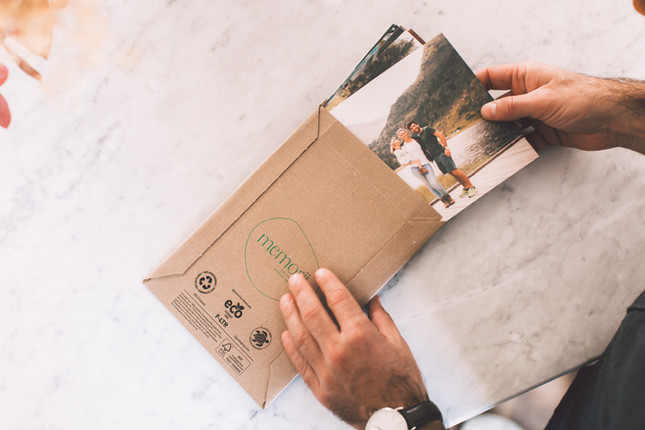 Receive your memorii envelope every two months with 16 fine art prints