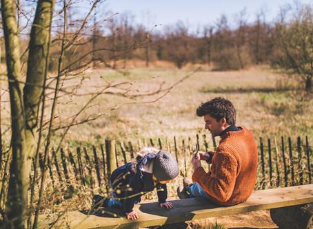 Picknicken in de volle natuur van de Lovenhoek (Vorselaar)