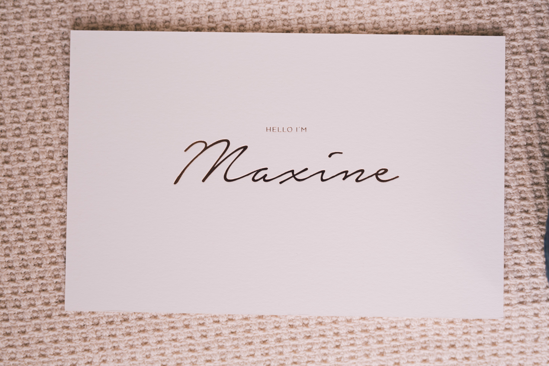 MAXINE-7968