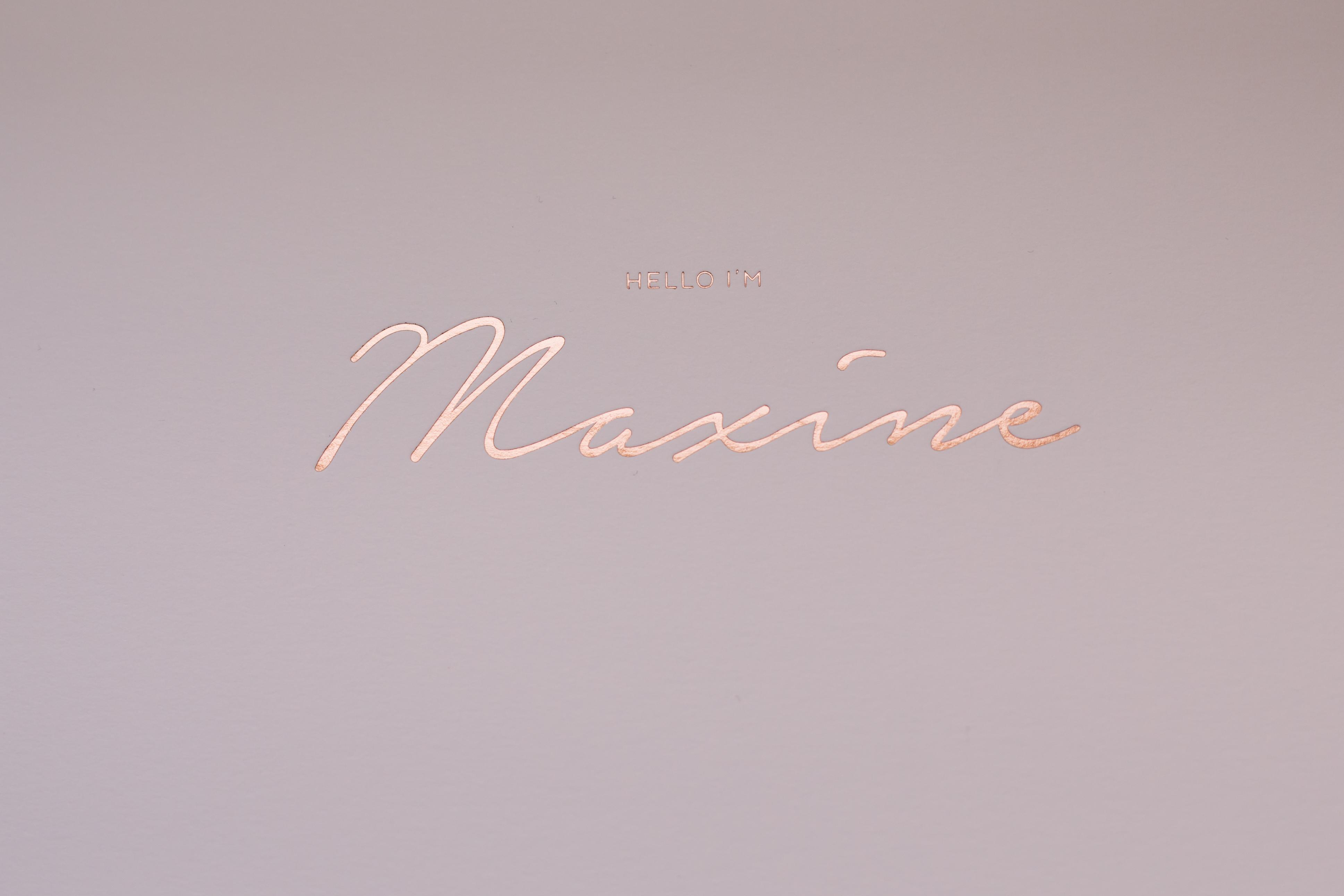 MAXINE-7978
