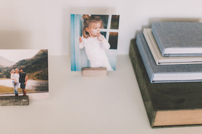 Linnen and velvet fine art albums