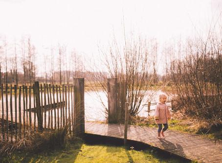 Wandelbosbaden in speelparadijs de Averegten (Heist-op-den-Berg)