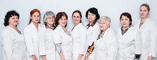 Сотрудники Медицинского центра Наш Доктор Бор