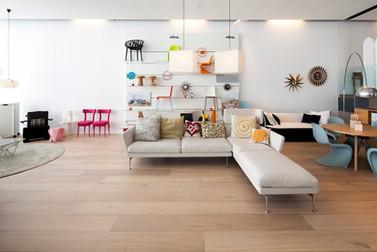 Genuine Wide Plank Oak Flooring