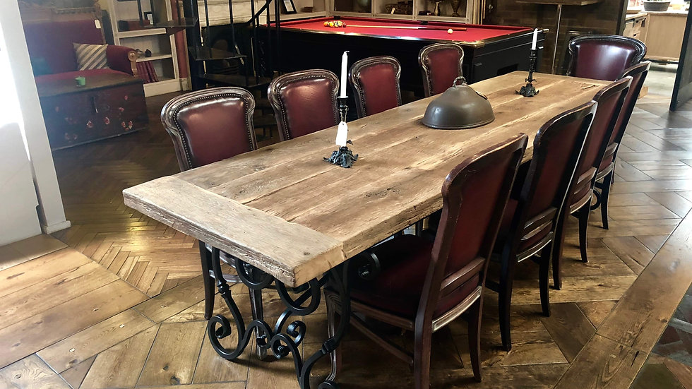 Spanish Table 10 ft x 3 ft