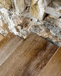 French Oak Staircase