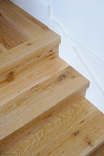 French oak stairs