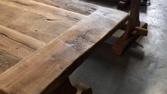 Farmhouse Table 8 ft x 3 ft