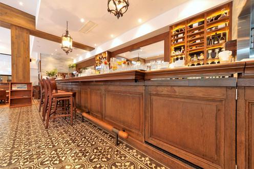 Bar and Restaurant Hong Kong
