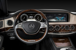 Mercedes Benz S 350