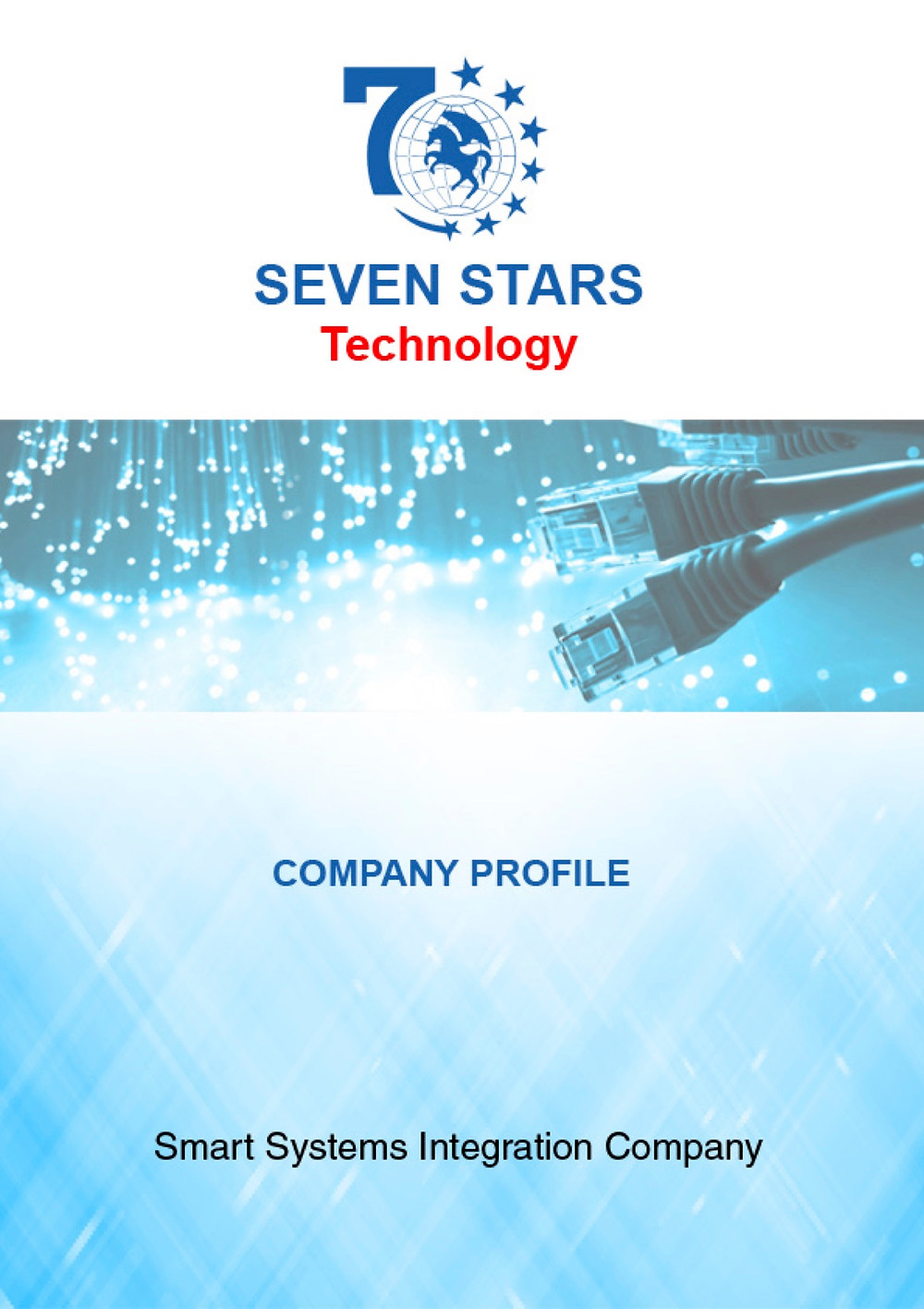 Seven Stars Technology Broucher
