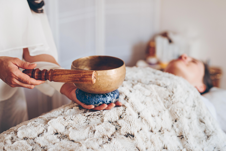 Sound Healing (Online - 15 mins)