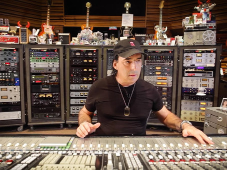 Chris Lord Alge's Secret Vocal Mixing Trick: Stereo Delay