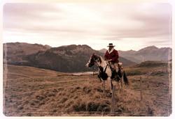 Pawnee fait le tour du Mont Blanc