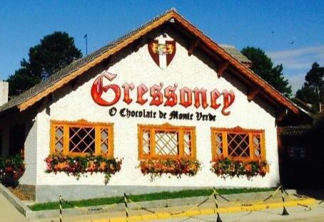 Gressoney, a melhor e mais tradicional fábrica de chocolates de Monte Verde