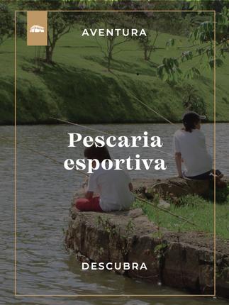 Sport Fishing Hotel Fazenda Dona Carolina