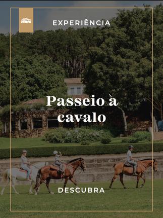 Horseback Riding Hotel Fazenda Dona Carolina