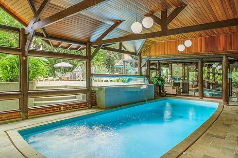 piscina, Pousada Cantos e Contos, Monte