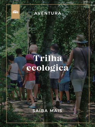 Ecological Trail Hotel Fazenda Dona Carolina