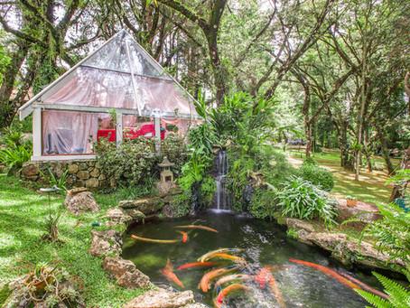 Conheça o Spa em Monte Verde
