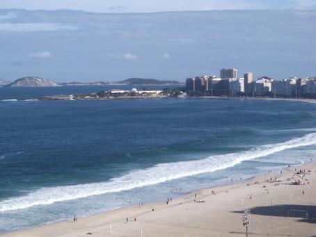 Posto 6 em Copacabana