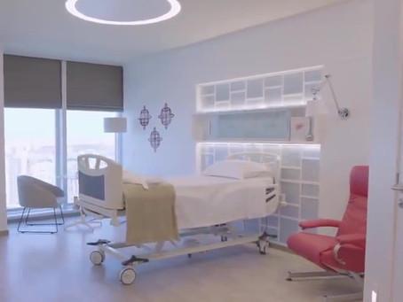 Mentha & Hospital Sancta Maggiore: o uso de painéis em ambientes hospitalares!