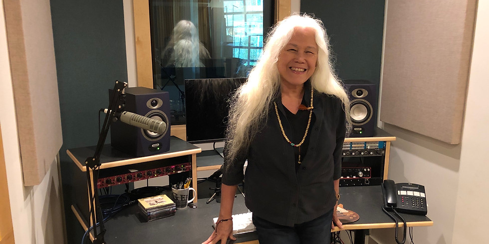 An Evening with June Millington: A Lifetime Journey in Women's Rock