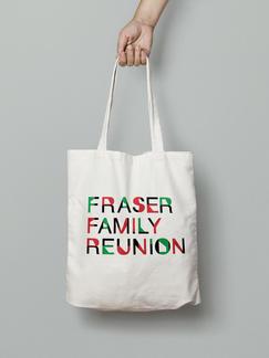 Fraser Family Font