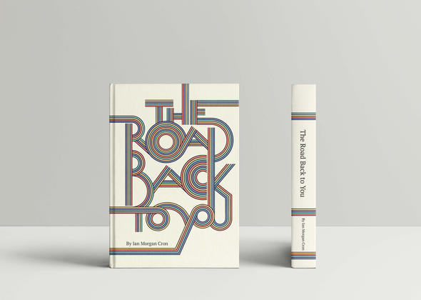 The Road Back to Us- Book Cover Design