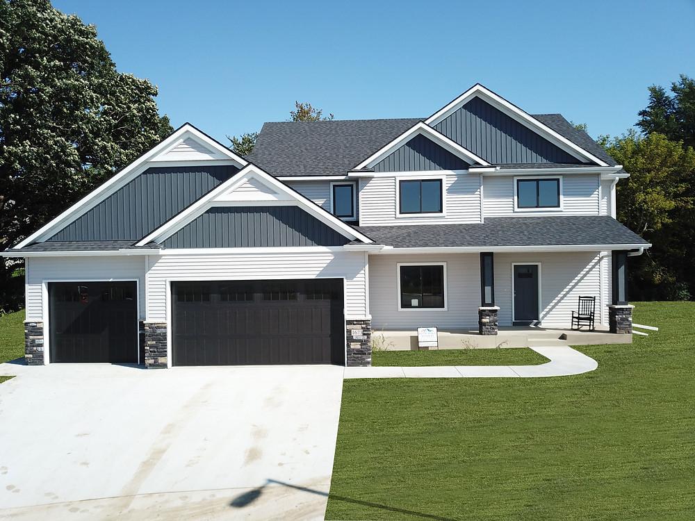 Berge Builders New Model Home 2019