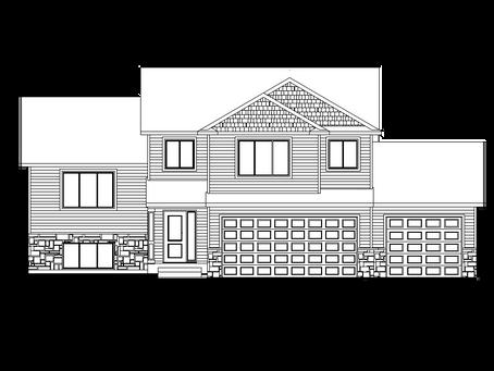 Berge Builders New Model Home 1657 Century Ridge LN NE