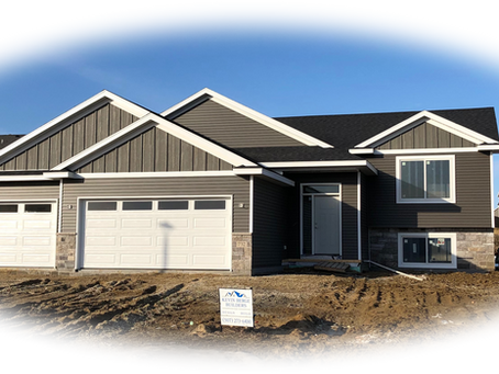 Model Home At 732 Towne Dr. NE Byron, MN