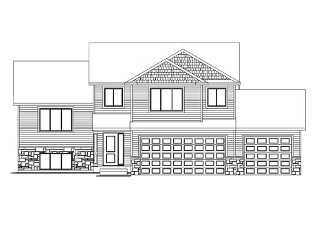 New Model Home 1657 Century Ridge LN NE