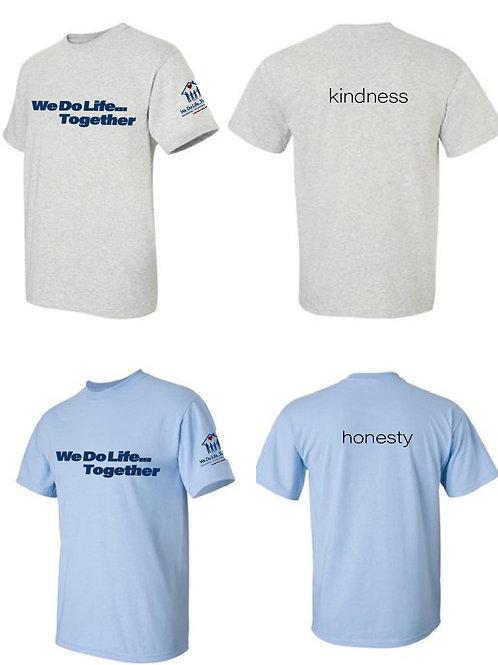 We Do Life...Together Short Sleeve Shirt