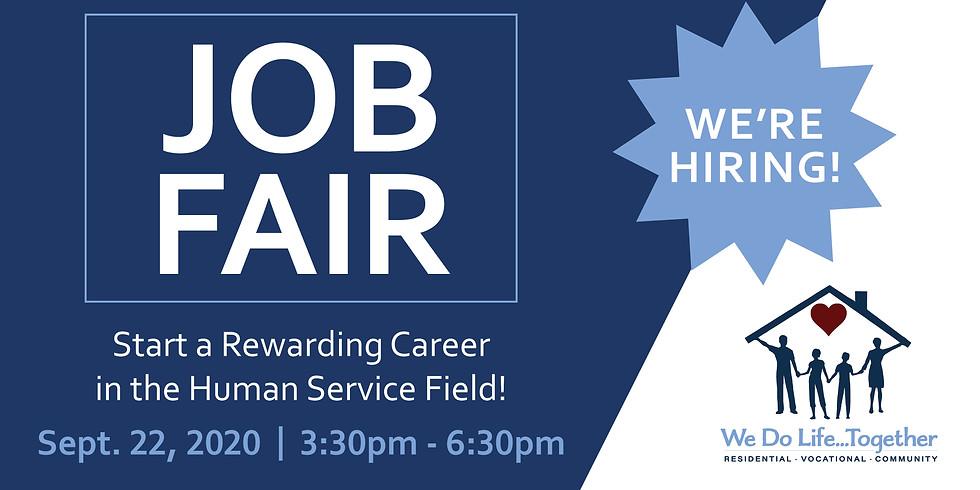 WDLT Job Fair