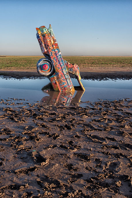 A Rare Rainy Day at the Cadillac Ranch-1.jpg