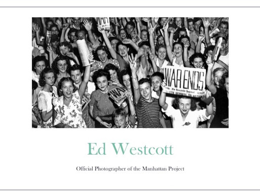 Ed Westcott (reprint from 2018) in Honor of his 97th Birthday in January 2019