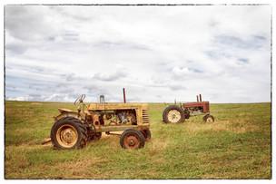 Tractors at Rest