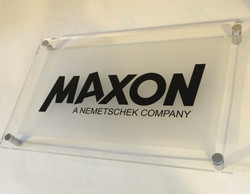 Office Door plaque