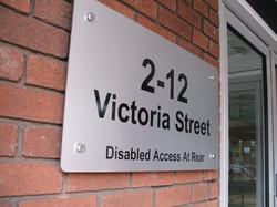 Office door number
